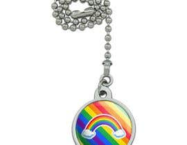 #9 untuk Stainless Steel Jewelry Designs - Rainbow / Clouds Oil Diffuser Locket oleh ubaid135