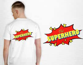 """#96 for Text for tshirts """"The Superhero"""" and """"The Sidekick"""" by luphy"""