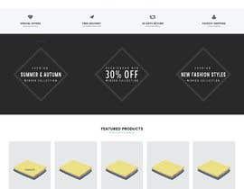 #9 untuk Design A web site or my e commerce company oleh rajiurrs