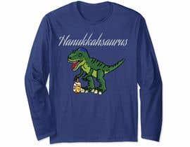 #21 for T-shirt Design - Cartoon T Rex af mdriponislam0000