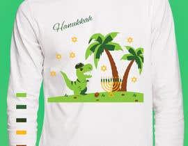 #34 for T-shirt Design - Cartoon T Rex af designersShop52