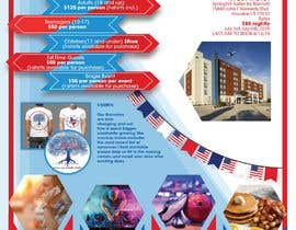 #5 для 4TH OF JULY THEMED 5 DAY EVENT ITINERARY FLYER NEEDED от CarlosHMadrizC