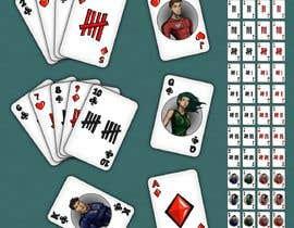 #6 untuk 52 deck of card non casino style oleh bentschi90