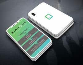 Nro 464 kilpailuun KIPHONE BUSINESS CARD käyttäjältä Neamotullah