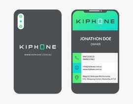 Nro 495 kilpailuun KIPHONE BUSINESS CARD käyttäjältä shakilaiub10
