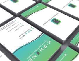 Nro 498 kilpailuun KIPHONE BUSINESS CARD käyttäjältä DesignerRI