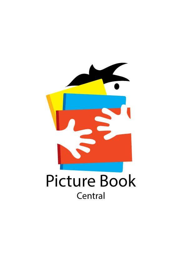Penyertaan Peraduan #67 untuk logo for a picture book website