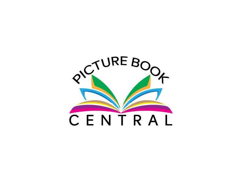 Penyertaan Peraduan #81 untuk logo for a picture book website