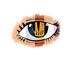 "#20 for Comic/Graphic Art ""Eye"" by marinasanc"