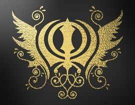 #18 untuk CAD Drawing of modified Sikh Khanda oleh nazmisevli