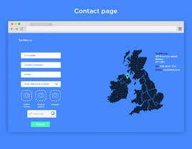shosharabi tarafından Build a website design for a taxi/ car leasing business için no 58
