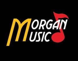 #1 untuk Design a Logo for Morgan Music oleh xalimorganx