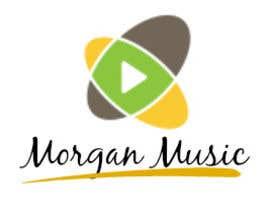#65 untuk Design a Logo for Morgan Music oleh Mandysmith