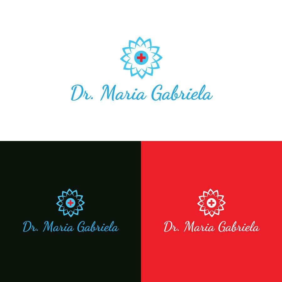 Penyertaan Peraduan #308 untuk Logo and Brand Book for Dr. Maria Gabriela Pinzon (MD)