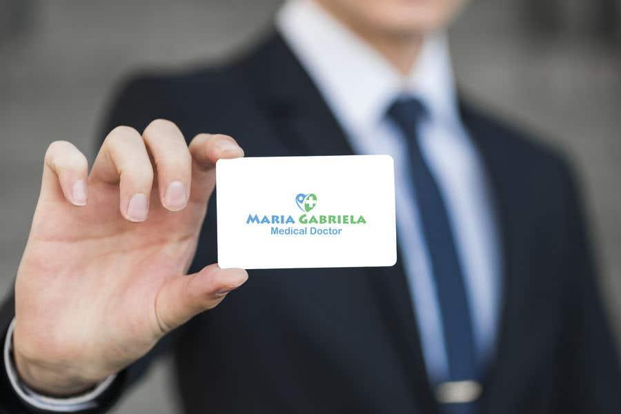 Penyertaan Peraduan #298 untuk Logo and Brand Book for Dr. Maria Gabriela Pinzon (MD)