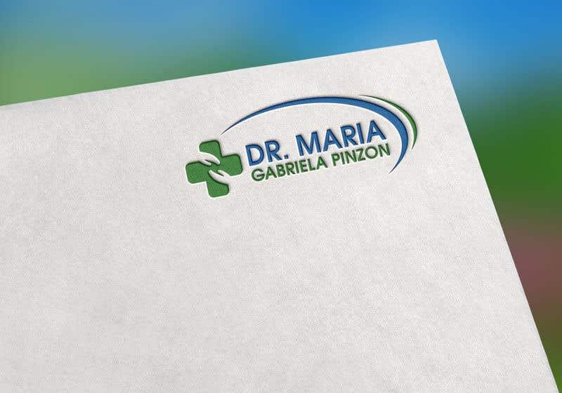 Penyertaan Peraduan #229 untuk Logo and Brand Book for Dr. Maria Gabriela Pinzon (MD)