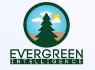 Logo Design for Evergreen Intelligence için Graphic Design60 No.lu Yarışma Girdisi