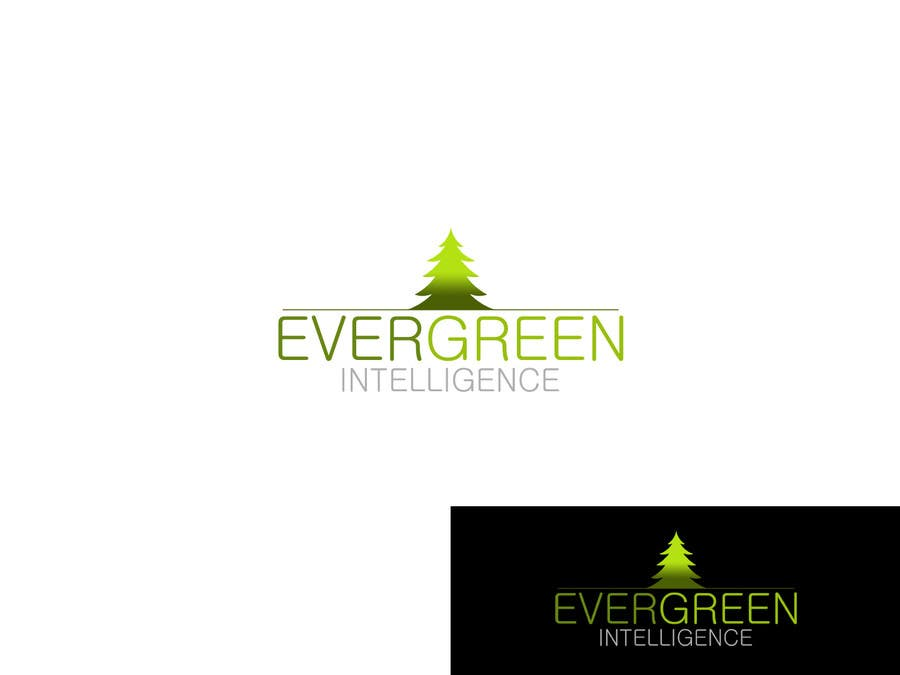 #41 for Logo Design for Evergreen Intelligence by simomile85