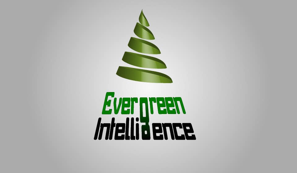 Proposition n°25 du concours Logo Design for Evergreen Intelligence