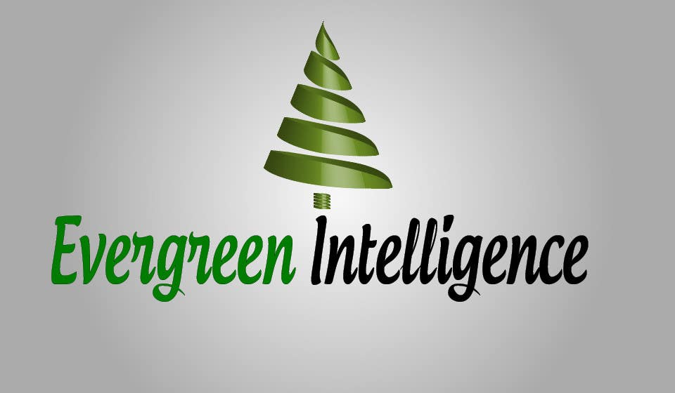 Proposition n°28 du concours Logo Design for Evergreen Intelligence