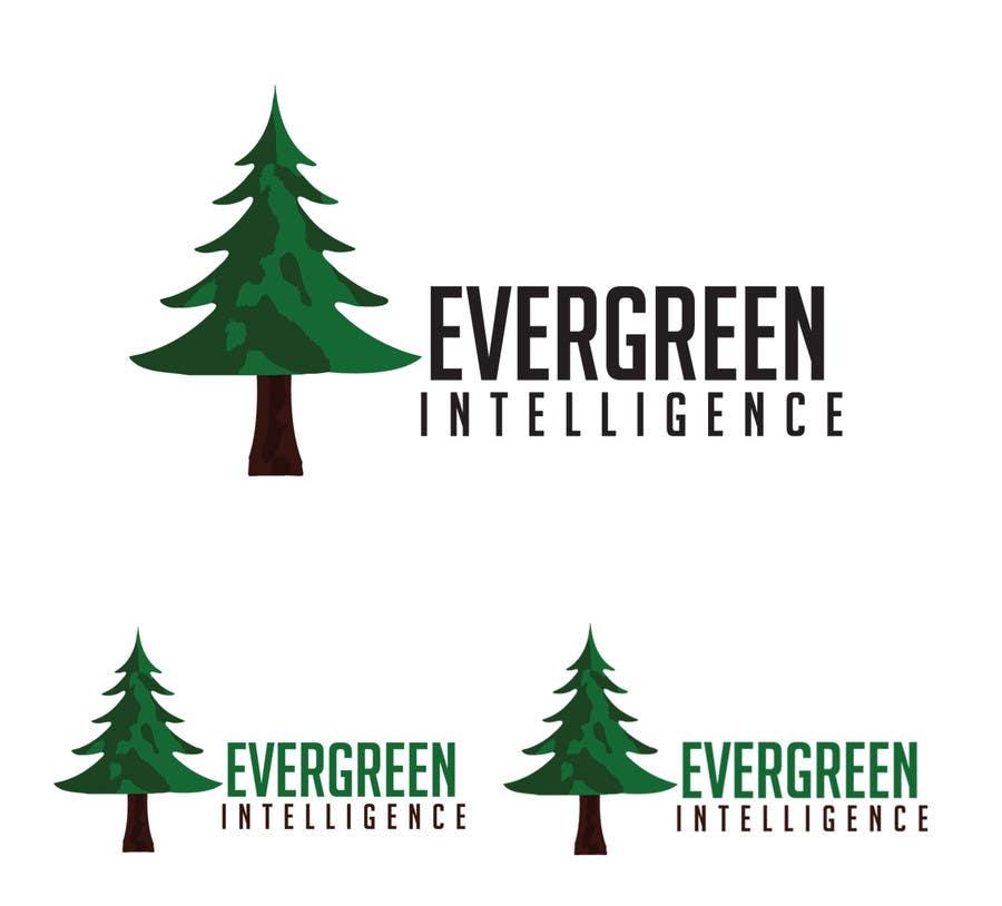 Proposition n°97 du concours Logo Design for Evergreen Intelligence