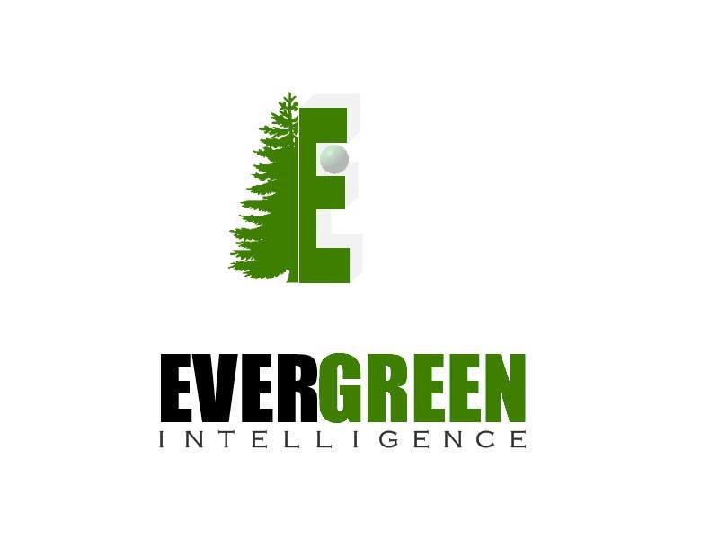 Proposition n°51 du concours Logo Design for Evergreen Intelligence