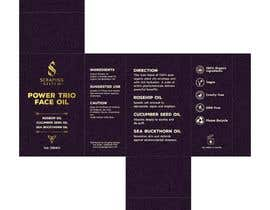 #115 for Label and Box Design for Face Oil by usman661149