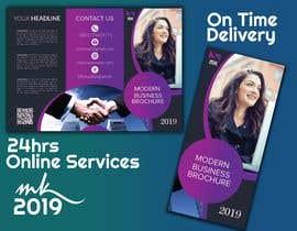 Nro 15 kilpailuun Flyer design for accounting/bookkeeping/Tax practice käyttäjältä mutalebkhan71