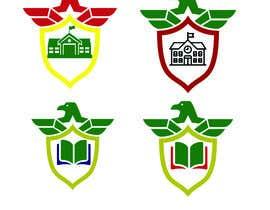 Nro 19 kilpailuun School House Logos käyttäjältä rasel50yahoo