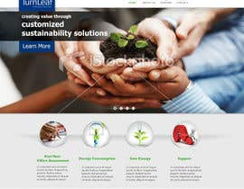 nº 2 pour Environmental Website par Lrstudio