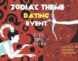 #3 for Design a poster/banner advertising an adult zodiac/astrology themed dating party.   The tone is to be fun, playful.  I am open to receiving different ideas & have no set idea of what I'm looking for. by simran993