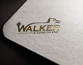 #162 for Walker Express Inc by itsmepokhrel