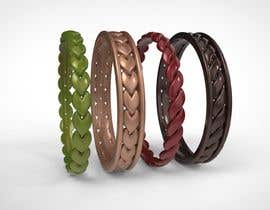 #14 untuk Ideas/illustration for new women silicone stack rings oleh nazmisevli