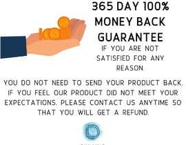 #1 для Infographic needed for money back guarantee от DesignerZ506