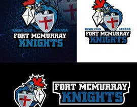 #41 for Logo Designer Knights Rugby by Grapixx