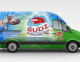 #24 for Sudz Mobile Truck Wash by Raniaronny