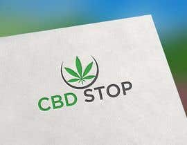 #184 for CBD Stop Logo af FreehandLogo