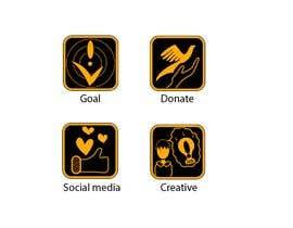 #18 for Get / Design 8 icons (symbols) af ritm34vlz