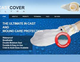 #9 untuk Website Design and Development for Castcoverultra oleh danangm