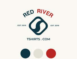 Nro 50 kilpailuun I need a logo. Company name is Red River T-shirt's. Focus is on living in the Midwest (Texas, Oklahoma), Texas slang, red river rivalry, and red hair. Logo must contain .com käyttäjältä vanessaaom