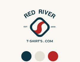 Nro 66 kilpailuun I need a logo. Company name is Red River T-shirt's. Focus is on living in the Midwest (Texas, Oklahoma), Texas slang, red river rivalry, and red hair. Logo must contain .com käyttäjältä vanessaaom