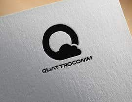 #1243 cho Desing a logo for Quattrocomm. bởi roberttayoto