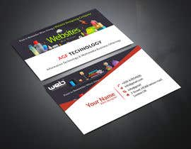 #41 for Design a Company Logo; and Create a sample business card with that logo af TonniMollikDT