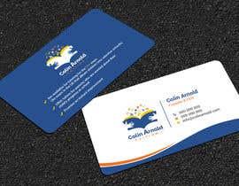 Nro 182 kilpailuun Design a business card käyttäjältä Designopinion