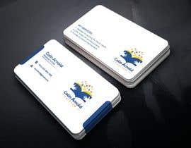 Nro 84 kilpailuun Design a business card käyttäjältä Oronno420