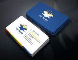 Nro 41 kilpailuun Design a business card käyttäjältä sima360