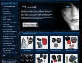 WSolutionsinc tarafından Website Design for ebay and a brand new web site e-shop için no 1