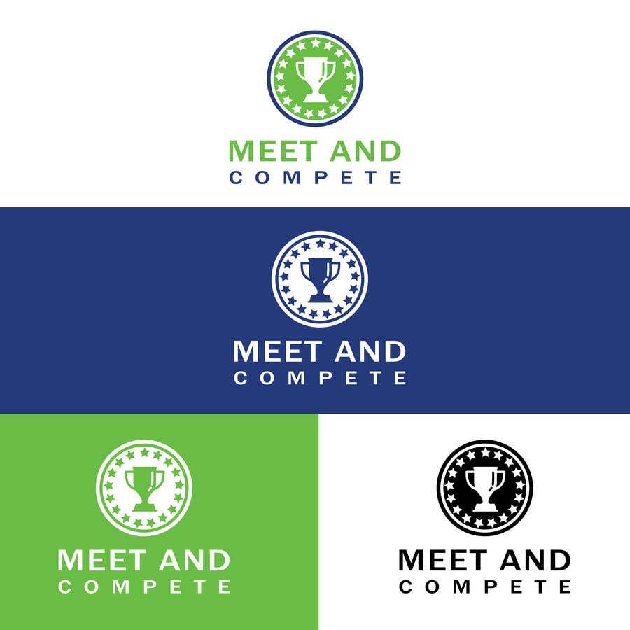 Konkurrenceindlæg #253 for Logo contest for meetandcompete.info
