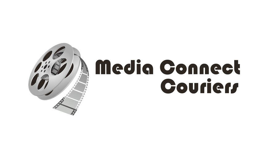 Contest Entry #67 for Logo Design for Media Connect Couriers