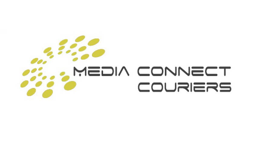 #66. pályamű a(z)  Logo Design for Media Connect Couriers versenyre